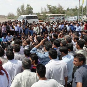 Call for support to trade unions worldwide:    The regime in Iran puts striking miners on trial!